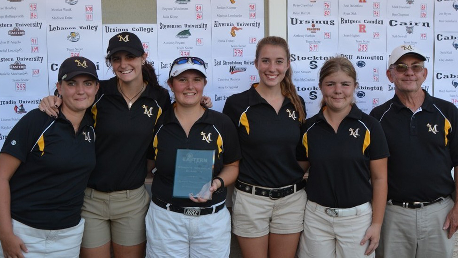 eastern_inv freed wins, team finishes second at eastern invitational,Eastern Invitational